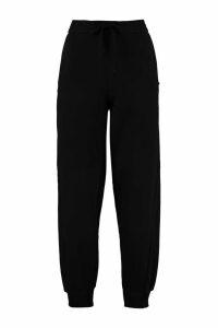 Alberta Ferretti Cotton Sweatpants