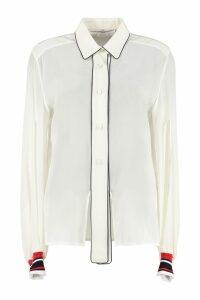 Golden Goose Isako Silk Shirt