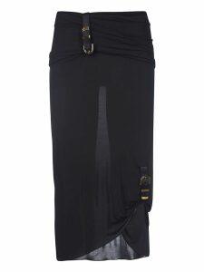Versace Asymmetric Skirt