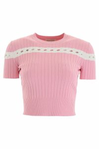 Alexander McQueen Short-sleeved Knit
