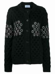 Prada Cardigan Wool