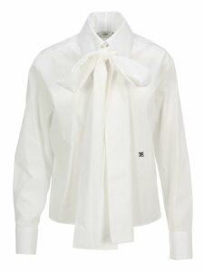 Fendi Maxi Bow Shirt