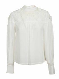 See by Chloé Mesh Top