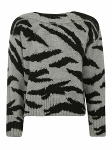 Philosophy di Lorenzo Serafini Boat Neck Sweater