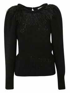Philosophy di Lorenzo Serafini Fringed Sweater