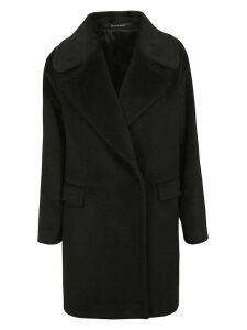 Tagliatore Wide Lapel Coat