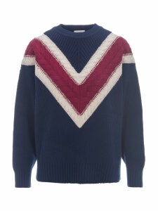 See By Chloe Cable Knit Sweater
