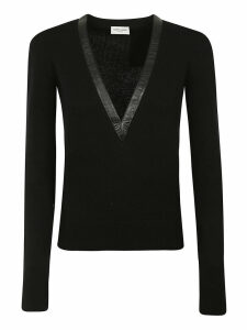 Saint Laurent V-neck Sweater