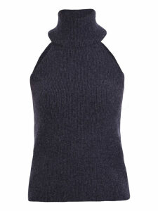 Jacquemus La Maille Baho Virgin Wool Blend Top