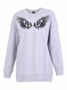Pinko Sequinned Sweatshirt