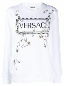 Versace Logo Sweatshirt