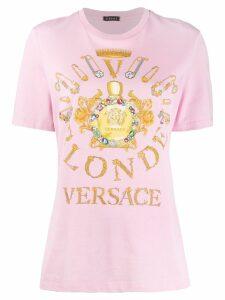 Versace Printed Tshirt