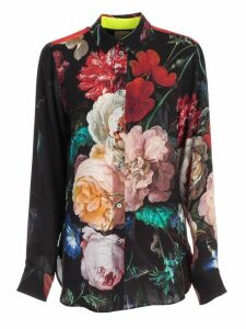 Paul Smith Shirt Fantasy Rounded Bottom