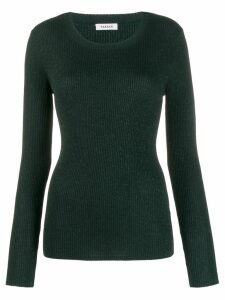 Parosh Lurex Roundneck Sweater
