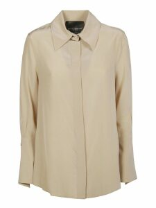 Erika Cavallini Pointed Collar Blouse