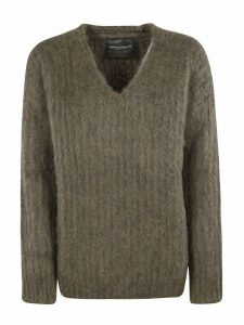 Erika Cavallini V-Neck Sweater