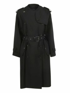 Erika Cavallini Belted Trench