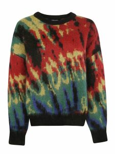 DSquared2 Fuzzy Pattern Sweater