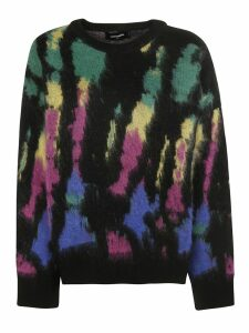 DSquared2 Graphic Knit Sweater