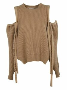Stella McCartney Cut-Out Detail Sweater