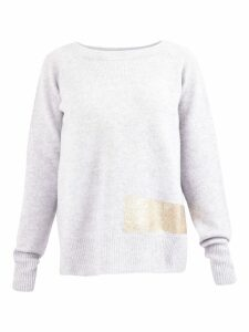 Pinko Grey Sweater