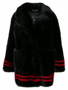 Ermanno Scervino Faux Fur Coat