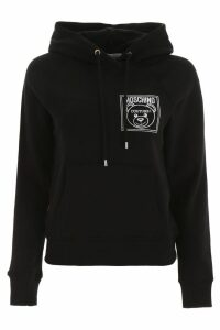Moschino Teddy Label Hoodie