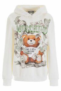 Moschino Teddy Dollar Hoodie