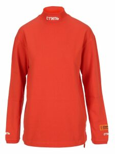 HERON PRESTON Heron Preston Turtleneck T-shirt