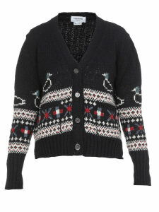 Thom Browne Wool Cardigan