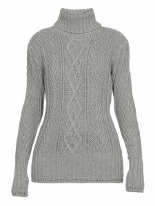 Thom Browne Aran Cable Sweater