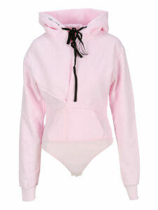 Unravel Hooded Bodysuit
