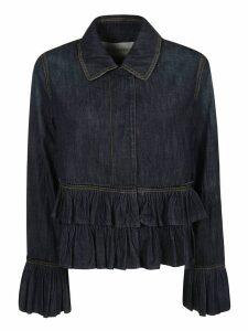 Valentino Ruffled Jacket