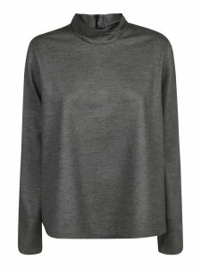 Forte Forte Funnel Neck Top