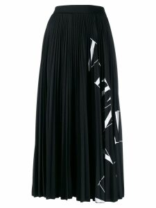 Valentino Jersey Bottom Skirt