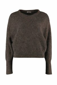 Brunello Cucinelli Open-work Sweater