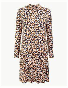 M&S Collection Animal Print Swing Dress