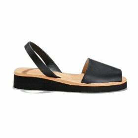 Avarca Platja Low Wedge Sandals