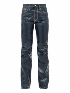 Eytys - Cypress Coated Jeans - Womens - Navy
