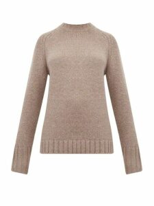 Gabriela Hearst - Donegal Marled Cashmere Sweater - Womens - Beige