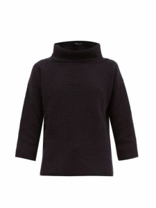 Weekend Max Mara - Ovatta Sweater - Womens - Navy
