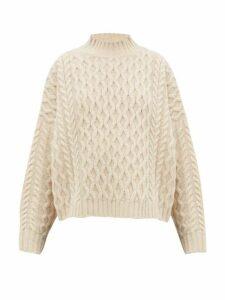 Weekend Max Mara - Origano Sweater - Womens - Cream