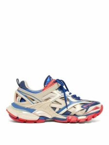 Balenciaga - Track Low-top Trainers - Womens - Multi