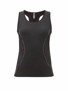 Adidas By Stella Mccartney - Essentials Technical Performance Tank Top - Womens - Black