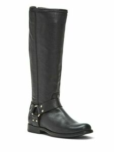Phillip Harness Tall Boots