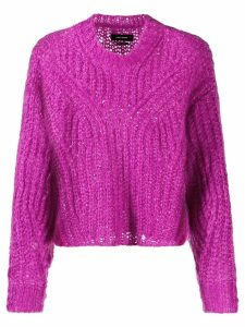 Isabel Marant Inko sweater - Pink