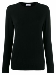 Brunello Cucinelli long sleeve sweater - Black