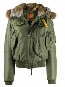 Parajumpers Gobi padded bomber jacket - Green