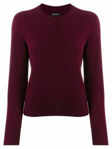 Isabel Marant jersey cruz jumper - Purple