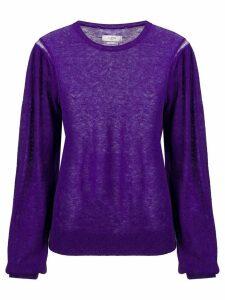 Isabel Marant Étoile Floyd jumper - Purple
